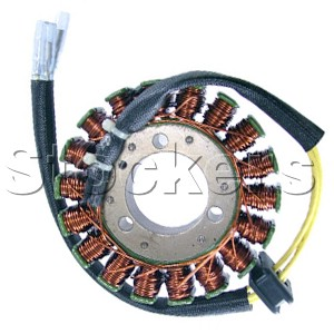 Motorcycle Stator Repair Cost
